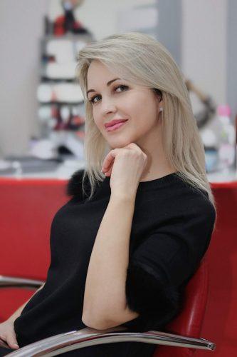 Косметолог Галина Бабий